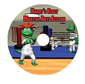 Harry's First Martial Arts Lesson