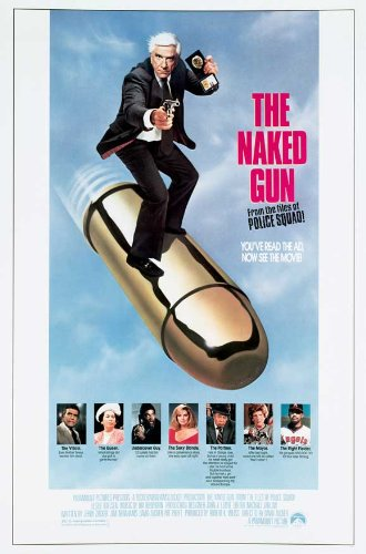 The-Naked-Gun-11-x-17-Movie-Poster-Style-A