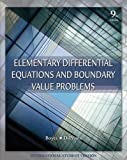 Elementary Differential Equations and Boundary Value Problems: International Student Version (0470398736) by Boyce, William E.