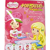 Strawberry Shortcake Pop-Outz Grab Bag ~ Color, Pop-out, Play (Friends And Fruit)
