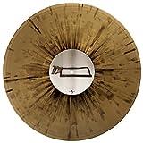 Surgical Steel Gold with Black Splatter Vinyl