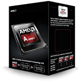 AMD Quad Core A10-Series APU for Desktops A10-6800K with Radeon HD 8670D (AD680KWOHLBOX)