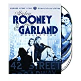 The Mickey Rooney & Judy Garland Collection (Babes in Arms / Babes on Broadway / Girl Crazy / Strike Up the Band) ~ Mickey Rooney