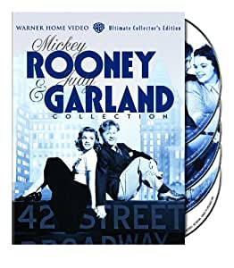 The Mickey Rooney & Judy Garland Collection (Babes in Arms / Babes on Broadway / Girl Crazy / Strike Up the Band)