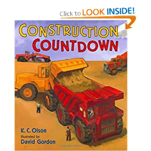 Construction Countdown K. C. Olson and David Gordon