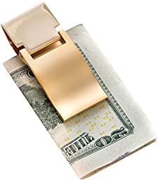 Bey Berk Money Clip And Gold Plated