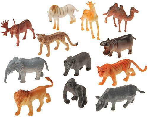 US-Toy-Mini-Wild-Animals-Action-Figure