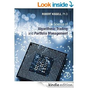 Robert kissell algorithmic trading strategies