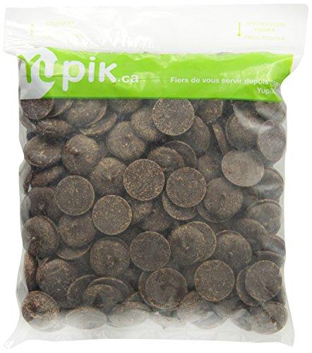 Yupik Organic 70-Percent Dark Chocolate (Wafers), 1Kg