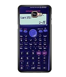 printtech Calculator Scientific Back Case Cover for Samsung Galaxy A9 (2016)
