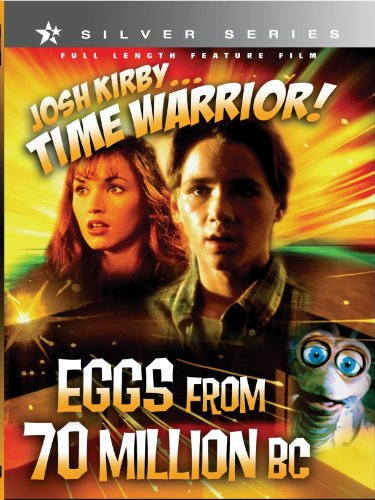 Josh Kirby...Time Warrior: Eggs From 70 Million B.C., Chapter 4 front-575352