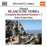 echange, troc  - Sonates Pour Clavier (Intégrale) /Vol.1