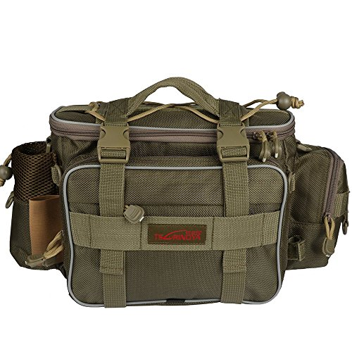 Yogayet portable outdoor fishing tackle bag for Amazon fishing gear
