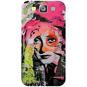 Samsung I9300 Galaxy S3 - Mixed Colors Phone Cover