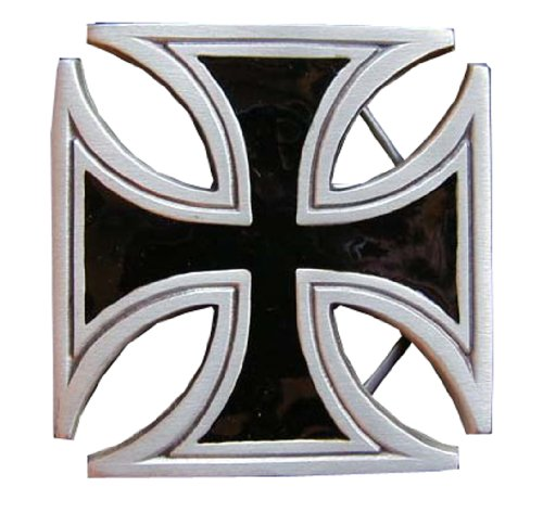Iron Cross/West Coast Choppers Colored Novelty Belt Buckle