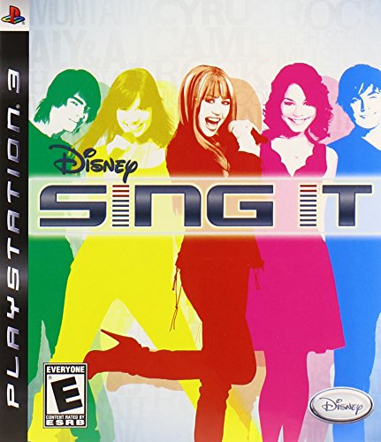 Sing It - Playstation 3 - 1