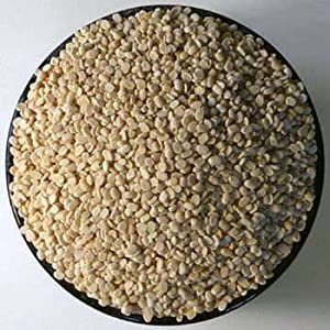Spicy World Urad Dal Split Matpe Or Beluga Beanswashed 2 Pounds from Spicy World