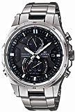 [カシオ]Casio 腕時計 EDIFICE エディフィス タフ・ムーブメント スマート・アクセス搭載 世界6局電波ソーラーウォッチ EQWA1200D1AJF メンズ