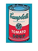 Artopweb Panel Decorativo Warhol Campbell's Soup Can 1965 - 60x90 cm