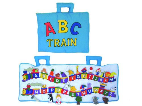 ABC Train Travel Bag
