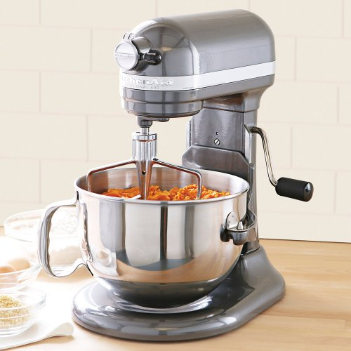 Amazon.com: KitchenAid KP26M1XWH 6-Qt. Professional 600