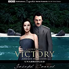Victory Audiobook by Joseph Conrad Narrated by David McCallion