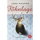 """F�hnlage: Alpen-Krimivon """"J�rg Maurer"""""""