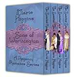 Sons of Worthington Series  (Box Set of 4)