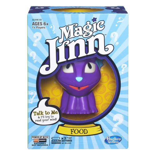 Magic Jinn Food Game