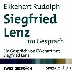 Siegfried Lenz im Gespräch Hörbuch