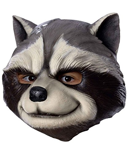 Guardians of the Galaxy Rocket Raccoon Child Costume Mask