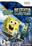 echange, troc Sponge Bob Kreatur a.d.Krossen Kra. Wii Die Kreatur aus der Krossen Krabbe
