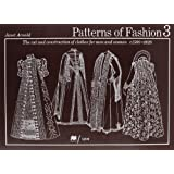 Patterns of Fashion: C1560-1620: 1560-1620 v. 3by Janet Arnold