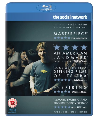 The Social Network (2-Disc Collector's Edition) [Region Free] [UK Import]