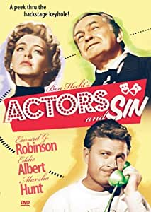 Actors And Sin: Actor's Blood, Woman of Sin [Import]
