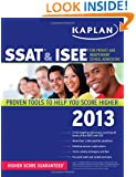 Kaplan SSAT & ISEE: For Private and Independent School Admissions (Kaplan Test Prep)