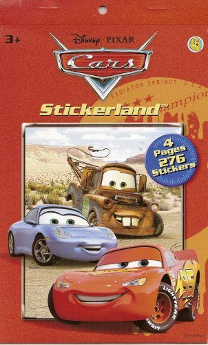 Disney Cars Sticker and Tattoo Set - Buy Disney Cars Sticker and Tattoo Set - Purchase Disney Cars Sticker and Tattoo Set (Disney, Toys & Games,Categories,Arts & Crafts,Stamps & Stickers)