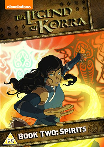 The Legend of Korra: Book Two - Spirits (Volumes 1 & 2) [DVD]