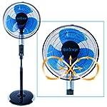 Hurricane Fans Super 8 Digital Stand...