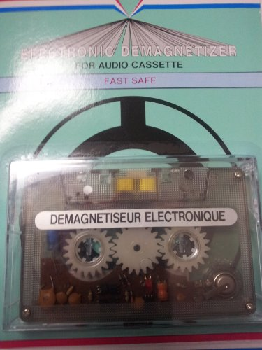 American Recorder Electronic Cassette Demagnetizer