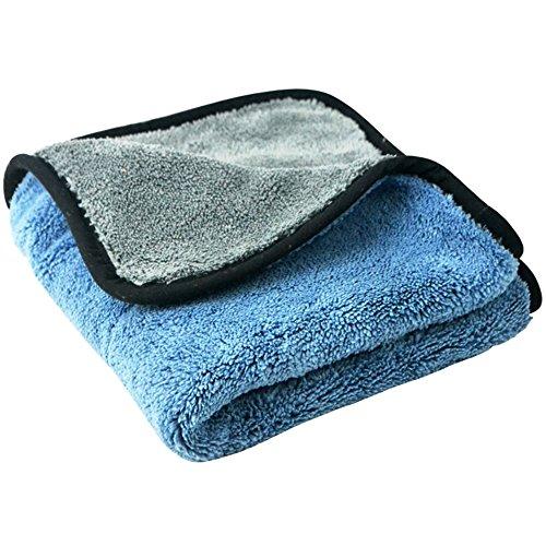 microfaser-trockentuch-auto-wasche-reinigung-politur-von-autoscar-45-x-38-cm-blau-mikrofaser-reinigt