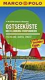 MARCO POLO Reiseführer Ostseeküste Mecklenburg-Vorpommern: Reisen mit Insider-Tipps. Mit EXTRA Faltkarte & Reiseatlas