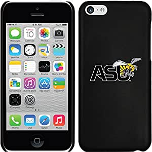 Coveroo Thinshield Snap-On Case for iPhone 5c - Retail Packaging - Black/Alabama State Primary Design