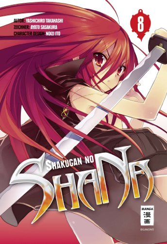 Shakugan no Shana, Band 8