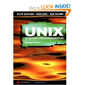 UNIX System Programming: a Programmer's Guide to Software Development