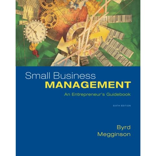 Answer Team  Small Business Management 6th Edition