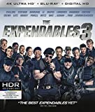 The Expendables 3 [4K ULTRA HD + Blu-ray + Digital HD]
