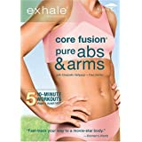 EXHALE: CORE FUSION PURE ABS & ARMS ~ Fred DeVito