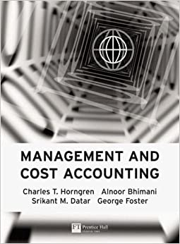 cost accounting essays
