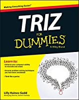 TRIZ For Dummies Front Cover